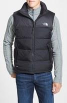 The North Face Men's 'Nuptse' Packable Goose Down Vest