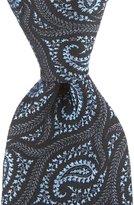 Murano Curtain Paisley Traditional Silk Tie
