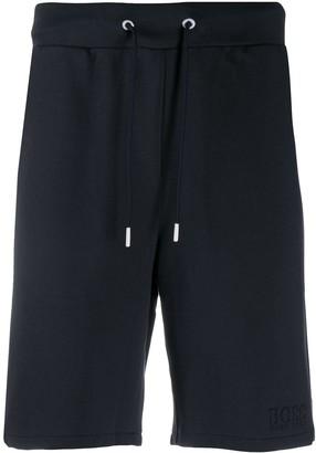 HUGO BOSS Drawstring Track Shorts