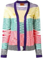Missoni striped cardigan - women - Viscose - 46
