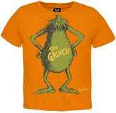 Dr. Seuss I Am The Grinch Toddler Costume T-Shirt