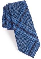Alexander Olch Men's 'The Glenn' Plaid Textured Wool Tie