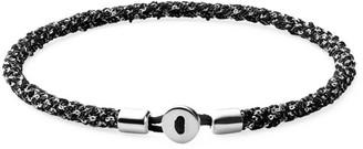 Miansai Nexus Braided Sterling Silver Bracelet
