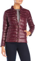 Via Spiga Lightweight Puffer Down Coat