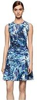 Calvin Klein Jeans Women's Printed Scuba Dress