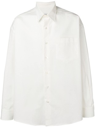 Ami Paris Oversized Shirt