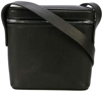 Guidi square crossbody bag