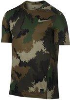 Nike Men's Pro Hypercool Army T-Shirt