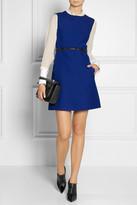 Valentino Glam Fleur Stones crystal-embellished leather belt
