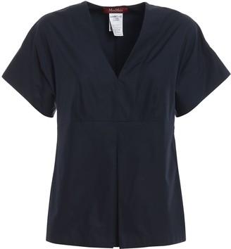 Max Mara V-Neck T-Shirt
