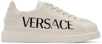 Versace Off-White 3D Medusa Head Sneakers