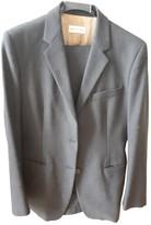 Alberto Biani Grey Wool Jacket for Women