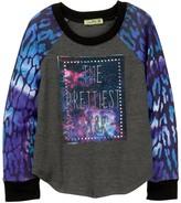Little Mass The Prettiest Star Sweater (Little Girls)