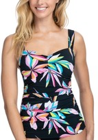 Gottex Paparazzi Underwire Tummy Control Tankini Top, Available in D Cup Women's Swimsuit