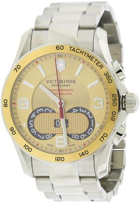 Victorinox Men's Stainless-Steel Watch