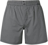 Dolce & Gabbana dotted swim shorts - men - Cotton - 3