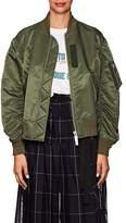 Sacai Women's Tech-Fabric Bomber Jacket