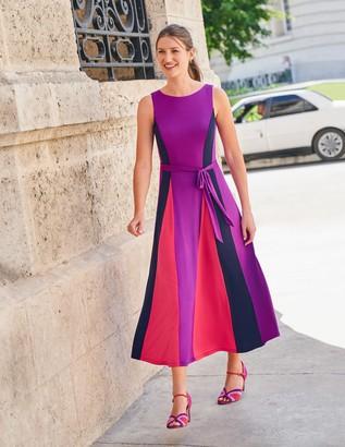 Gloria Jersey Midi Dress