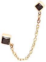 Black Diamond Nolan Diamond Chain Cuff Earring