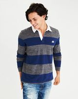 American Eagle Outfitters AE Flex Rugby Polo