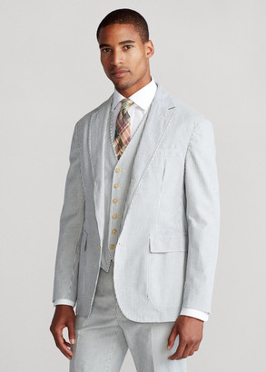Ralph Lauren Soft Seersucker Suit Jacket