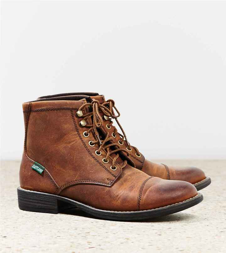 Eastland High Fidelity Cap Toe Boot