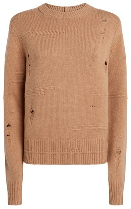 Helmut Lang Distressed Sweatshirt