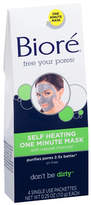 Biore Self Heating One Minute Mask