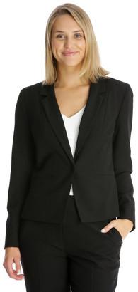 Basque Essential One Button Suit Jacket
