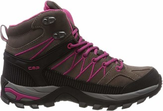 CMP Rigel Mid Womens High Rise Hiking Shoes High Rise Hiking Boots