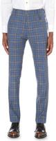 Vivienne Westwood Tartan wool-blend trousers
