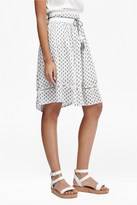 French Connection Ava Tile Printed Skirt