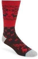 Stance Men's Blitzen Crew Socks