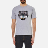 Kenzo Snake X Tiger Tshirt - Dove Grey