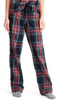 J.Crew Women's Blackwatch Stuart Tartan Pajama Pants