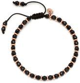 Lola Rose Oxford Black Agate Bracelet