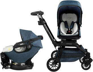 Orbit Baby Stroll & Ride G5 Car Seat & Stroller Travel System
