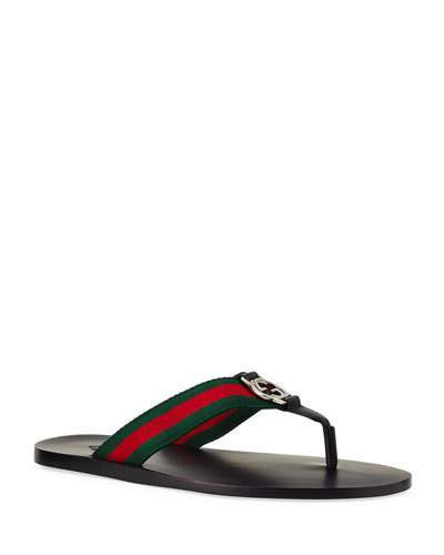 348e99ac073a Gucci Thong Sandals Men