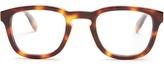 Alexander McQueen D-frame acetate glasses