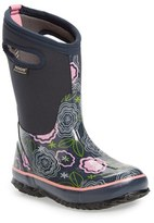 Bogs Girl's 'Classic Posey' Boot