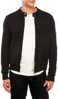 Crossley Zip Front Terry Knit Jacket