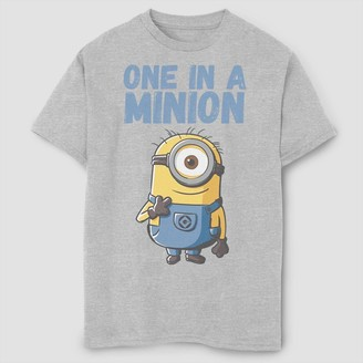 Fifth Sun Boys' Despicable Me Minions One In A Million T-Shirt -