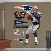 Fathead NFL New England Patriots Tom Brady Wall Graphic