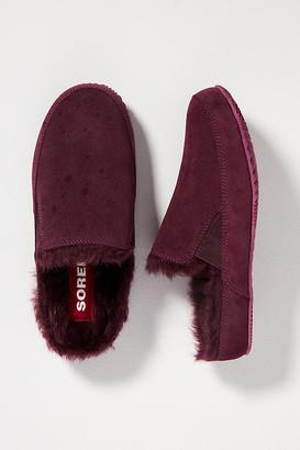 Sorel Errand Slippers By in Black Size 6