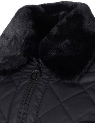 Barbour Glencoe Wax Jacket - Black