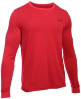 Under Armour Men's Waffle-Textured Long Sleeve Base Layer