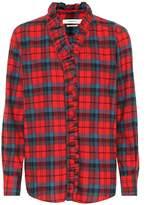 Etoile Isabel Marant Isabel Marant, Étoile Awendy cotton shirt