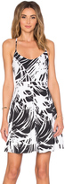 Parker Marigold Dress