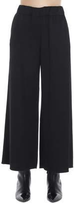 Loewe Elasticated Wide Leg Trousers