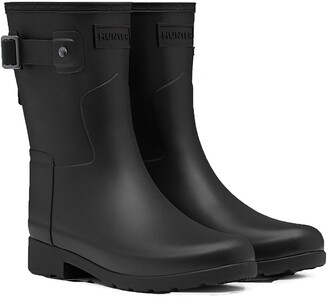 Hunter Original Refined Short Waterproof Rain Boot